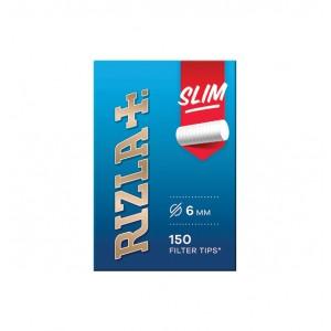 Φιλτράκια στριφτών τσιγάρων Rizla slim 150 10706005