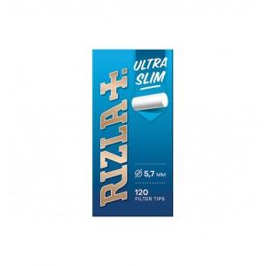 Φιλτράκια στριφτών τσιγάρων Rizla ultra slim 120 10706006