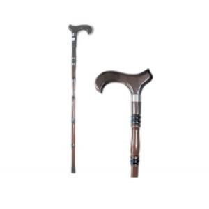 Ξύλινο μπαστούνι βάδισης 93 εκ. 30501364