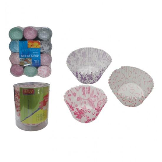 Σετ 100 χαρτάκια cupcake [00101251]