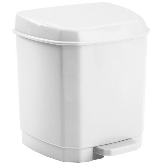 Κάδος απορριμάτων πεντάλ μπάνιου 7lt [78821020]