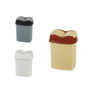 Πλαστικός κάδος απορριμάτων 15 lt 70609047