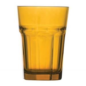 Ποτήρι νερού πορτοκαλί 35cl 70301020
