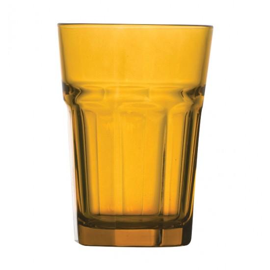 Ποτήρι νερού πορτοκαλί 35cl [70301020]