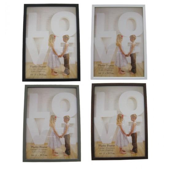 Πλαστική κορνίζα 13x9 cm [10401214]