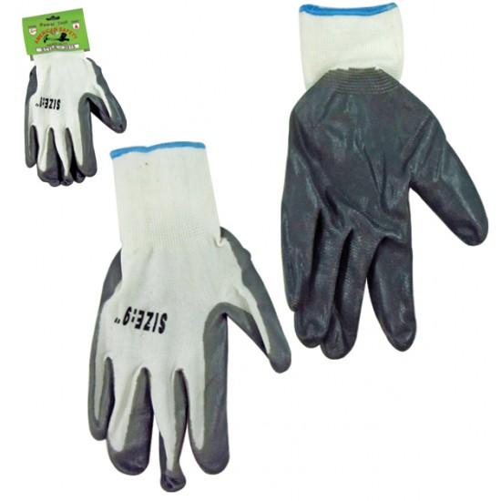 Ζευγάρι γάντια εργασίας νιτριλίου [30601279]