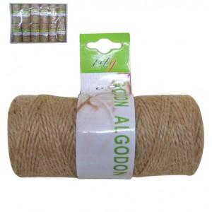 Καφέ καννάβινος σπάγγος 80gr 00402491