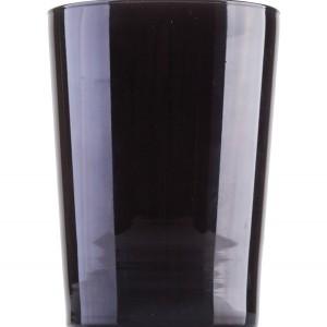 Μαύρο γυάλινο ποτήρι νερού 51cl 70301051