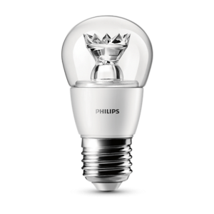 Philips LED Luster 8718291743453 3W (25 W) E27 Warm white 250 lm clear