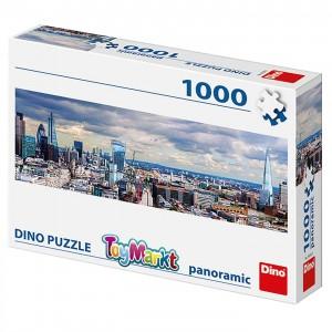 ΠΑΖΛ 1000 ΤΕΜ PANORAMIC VIEW OF LONDON 32x23x7cm DINO 545397